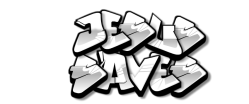 Jesus Saves - Graffiti